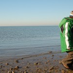 Child on Whitstable Beach