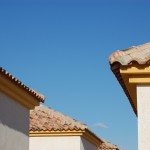 Rooftops on the Costa Blanca