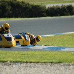 Sidecar outfit, Phillip Island