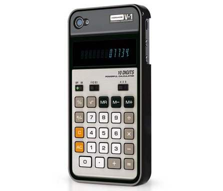 iPhone Calculator Case