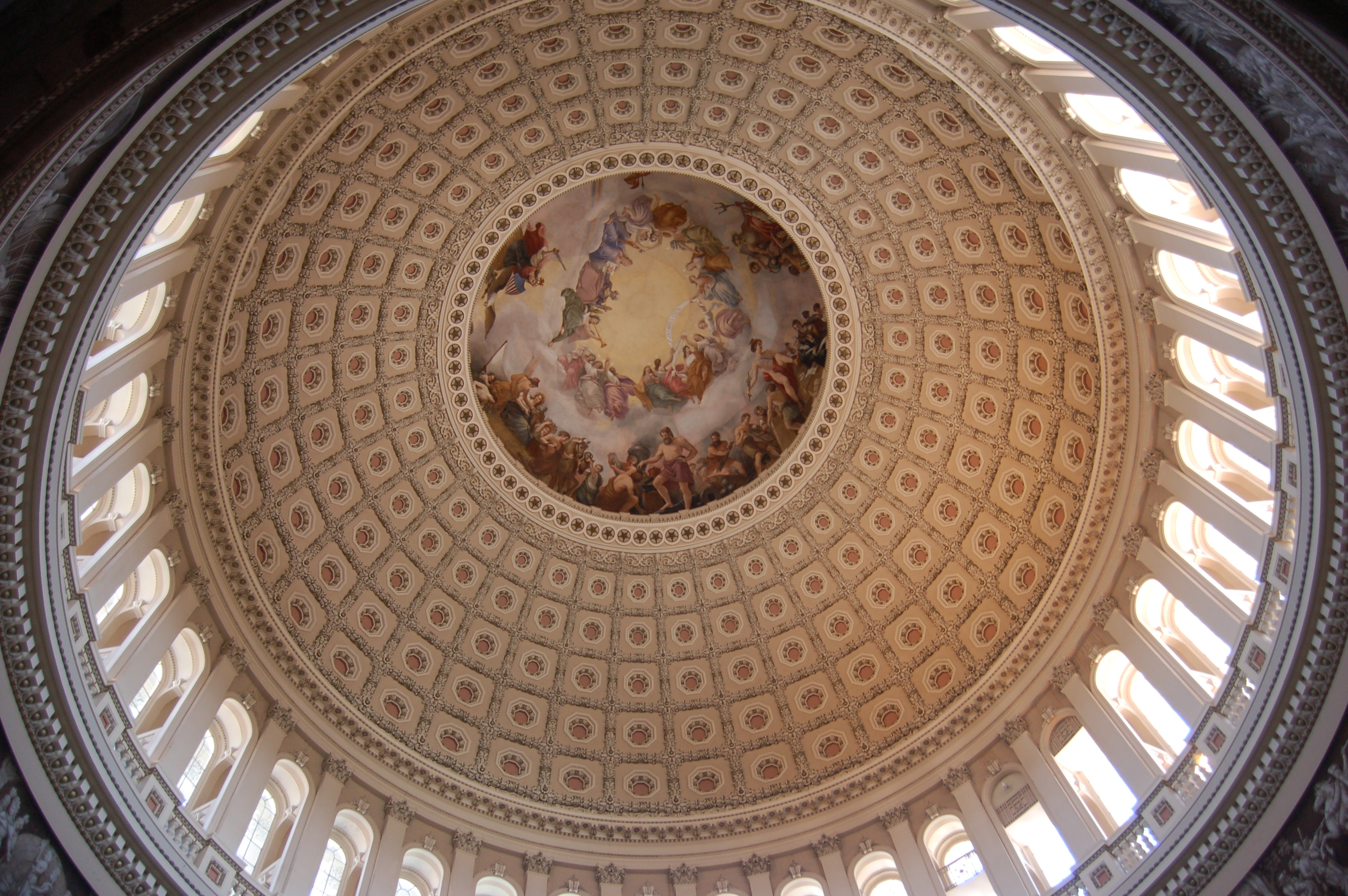The Rotunda - Capitol Building