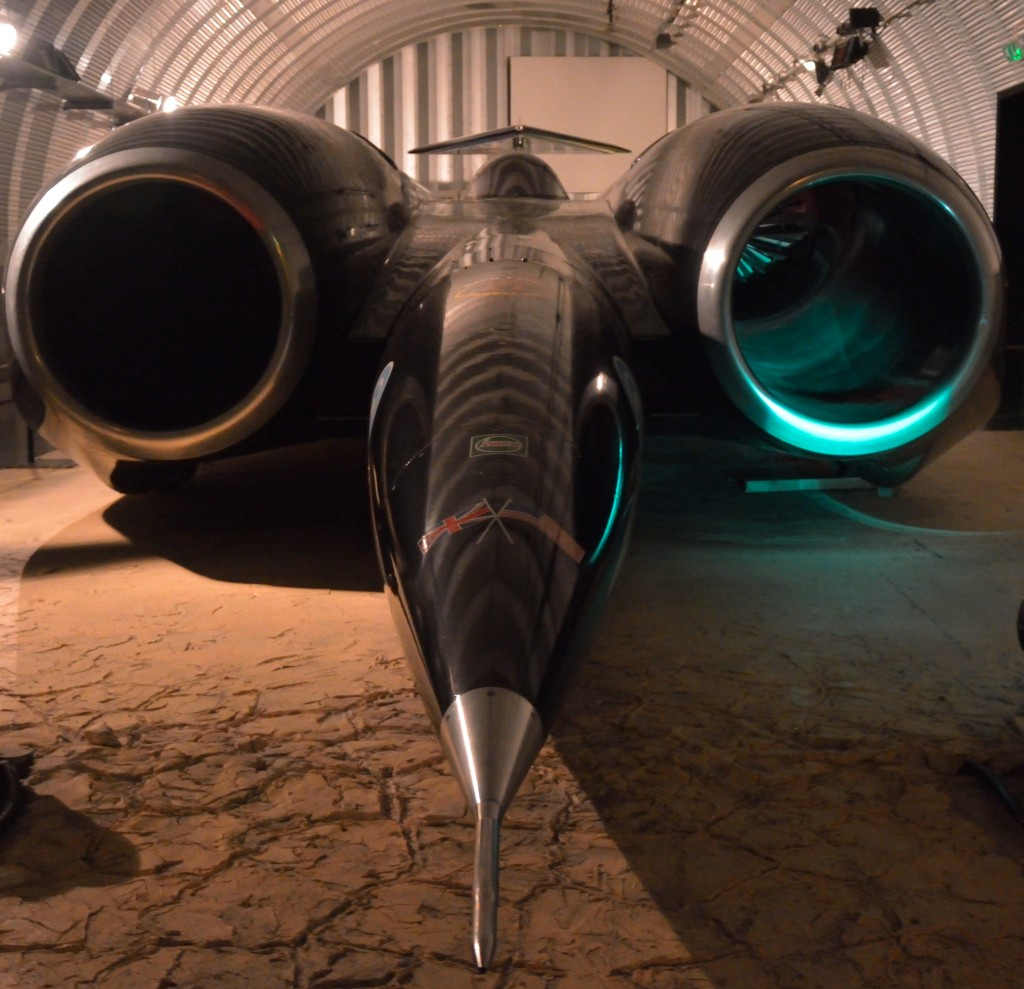 Thrust SSC