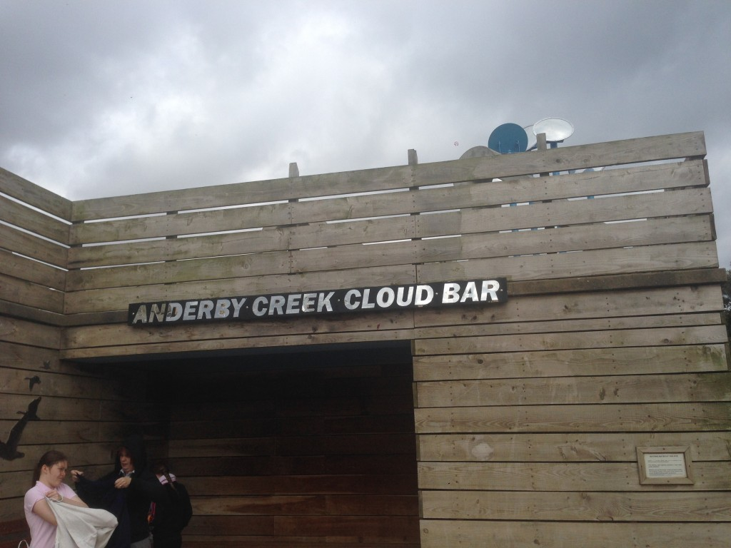Cloud Bar, Anderby Creek
