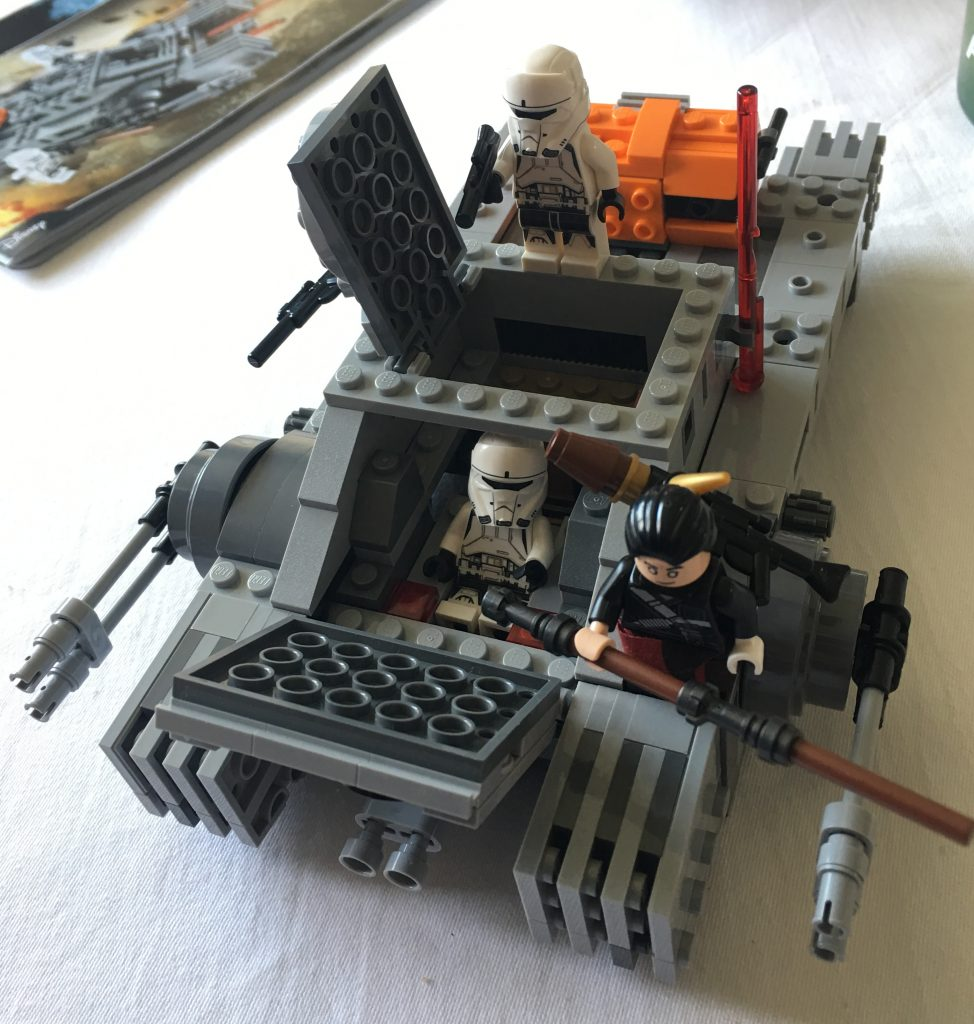 Imperial Tank [or something]