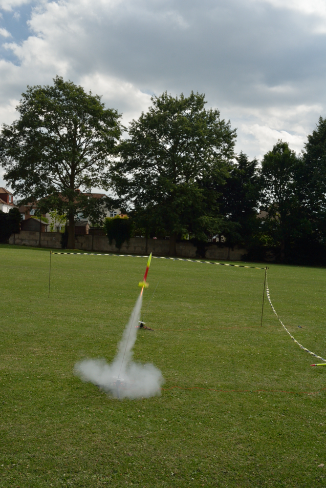 Launching Rockets