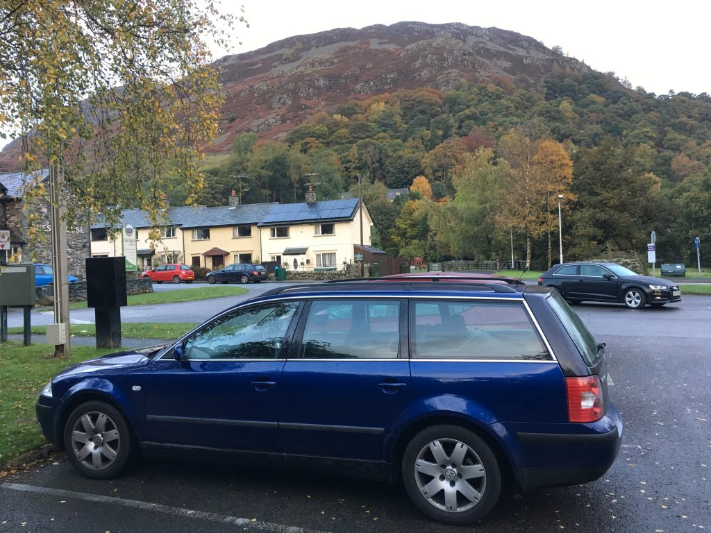 The Beast At Glenridding