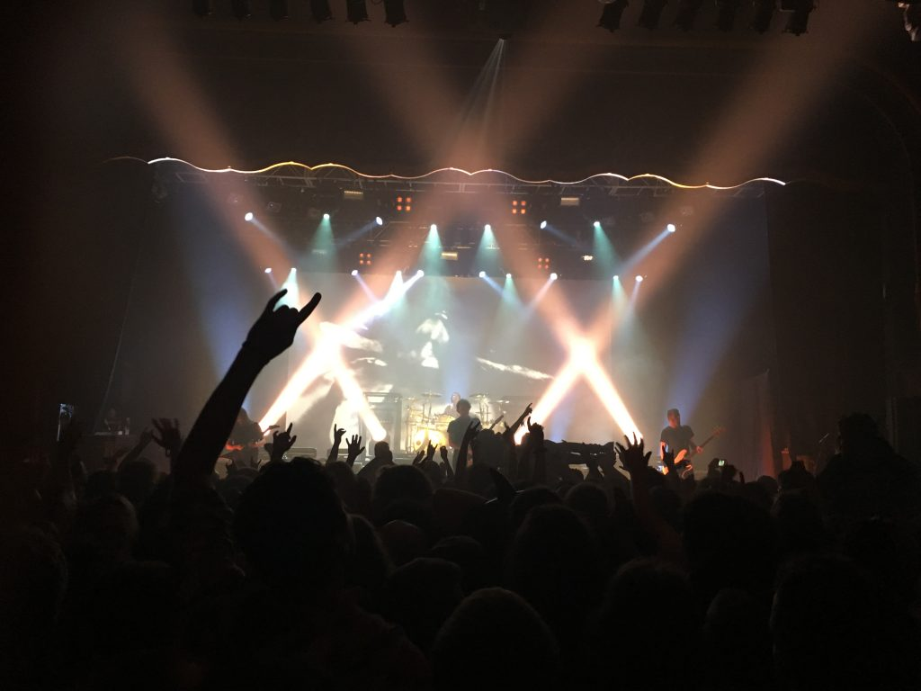 More Gojira @ O2 Forum