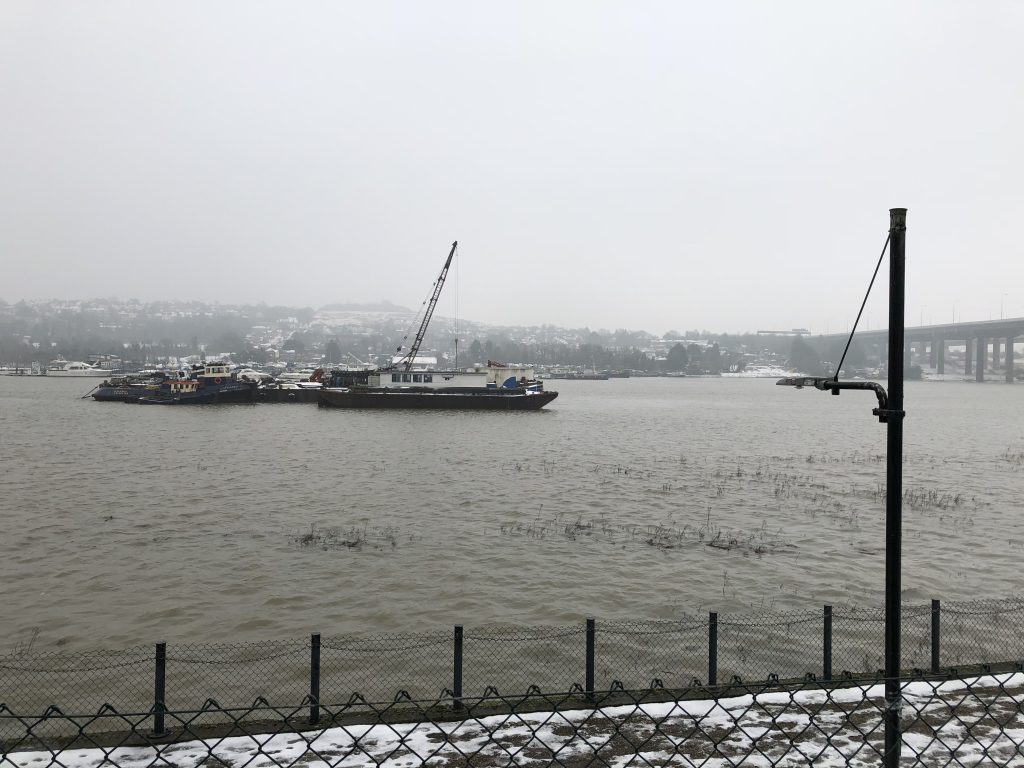 A Cold Medway