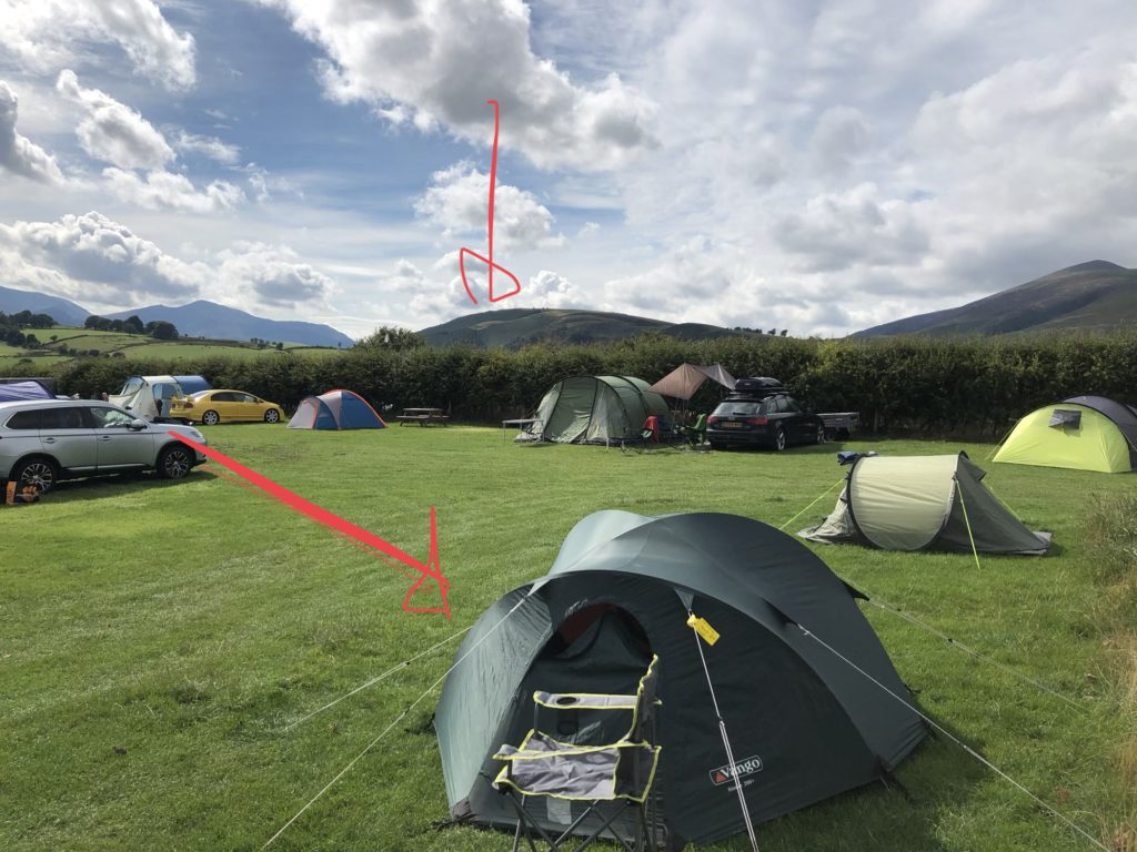 Burns Farm Campsite