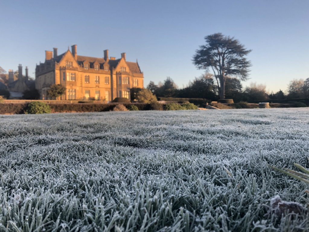 Frosty Hampshire