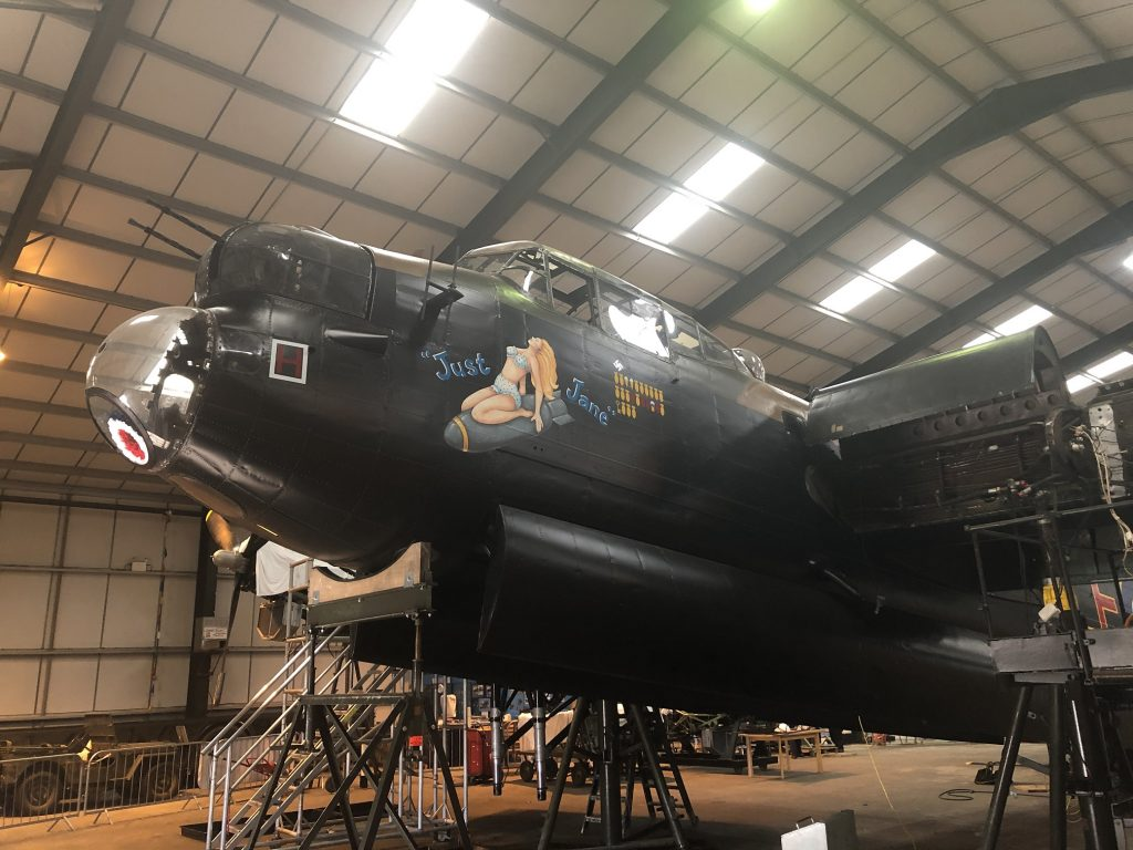 Just Jane - Avro Lancaster