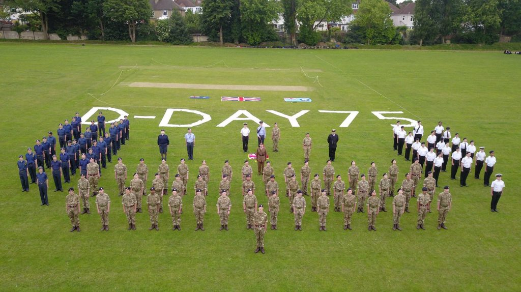 D-Day 75 MGS CCF