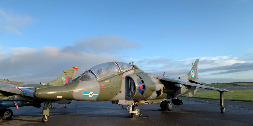 Harrier T2 or 4