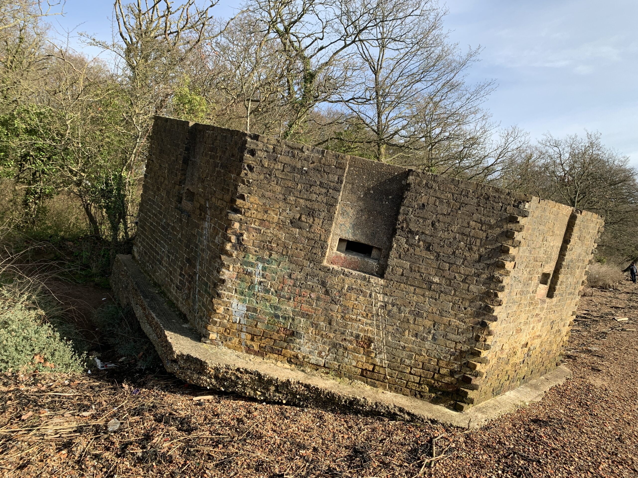 Cockham Wood FW3/22 Pillbox