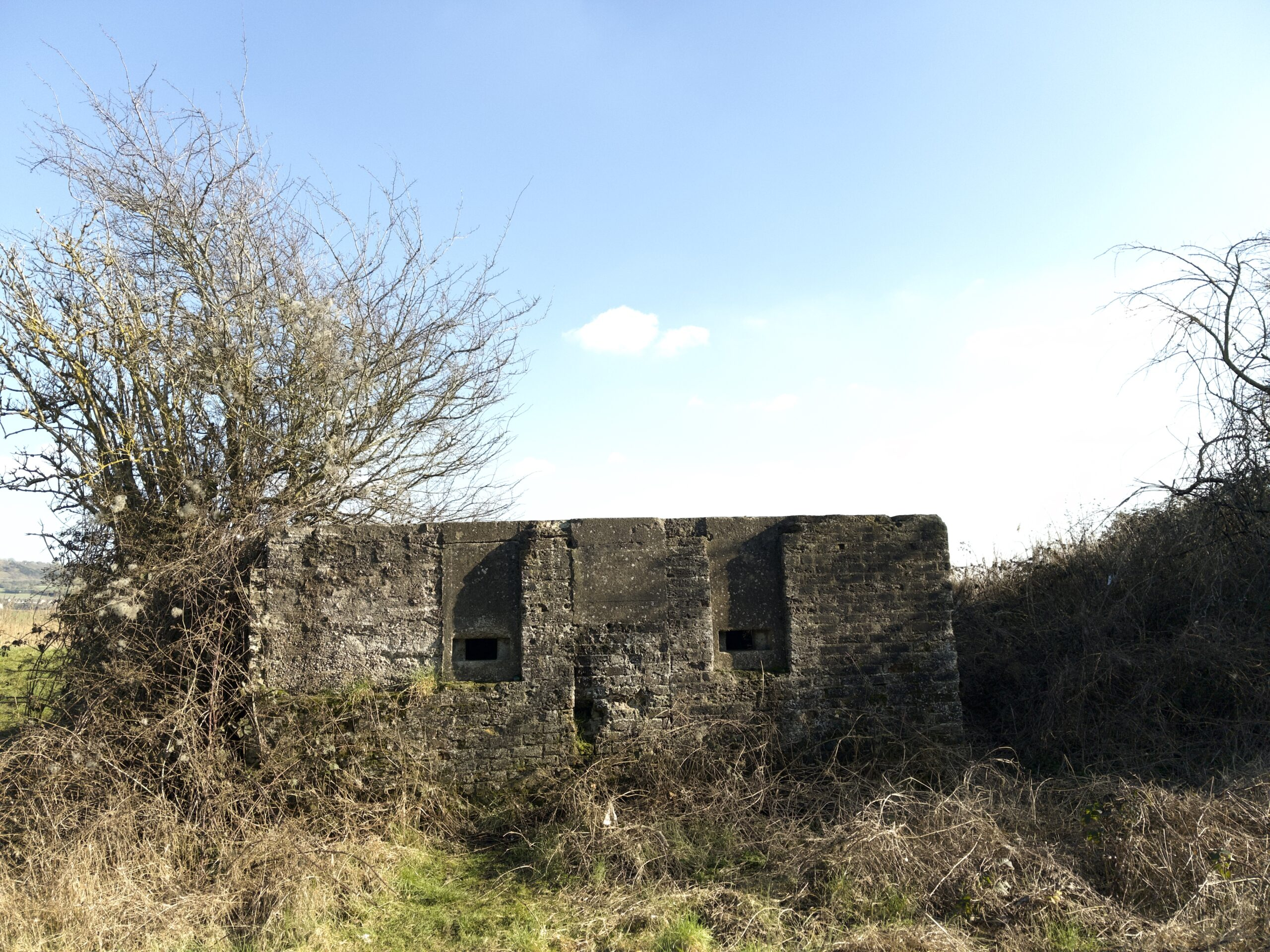Holborough Marshes South Pillbox