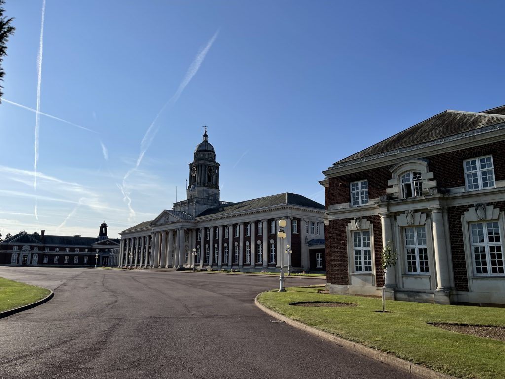 College Hall Officers' Mess, RAFC Cranwell