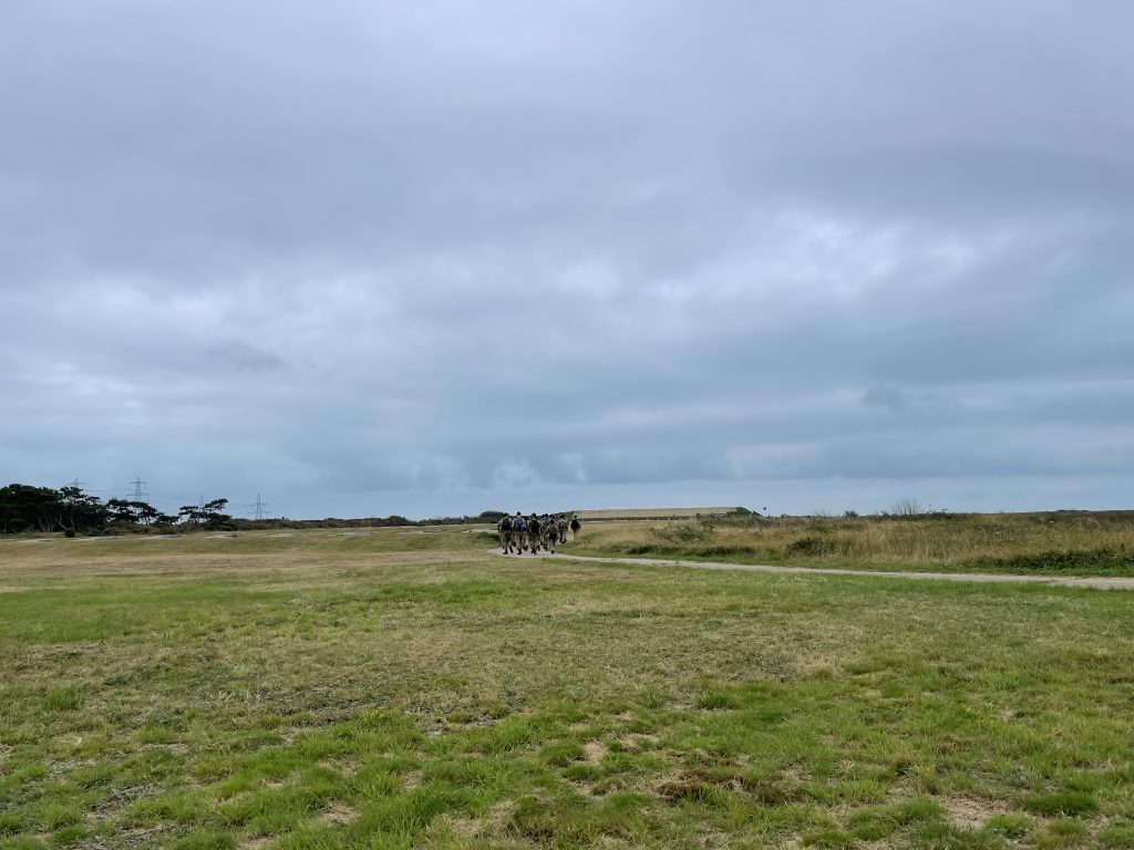 At The Far End Of Lydd Serial 34