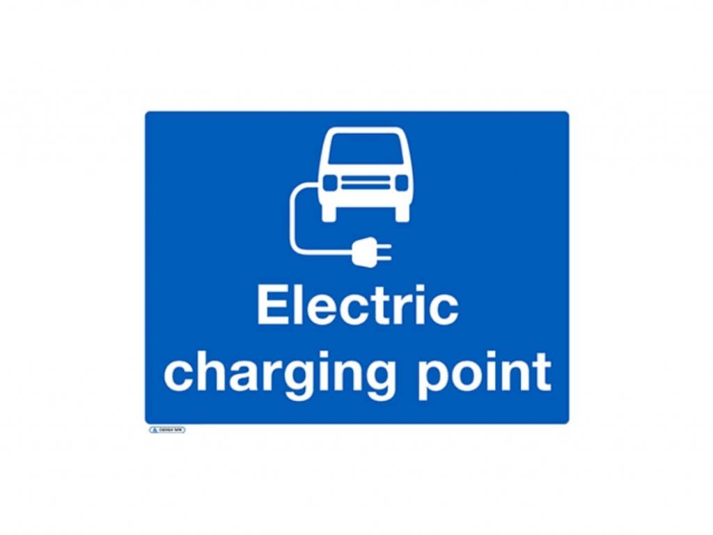 Electric-Charging-Point
